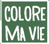 Colore Ma Vie Logo White