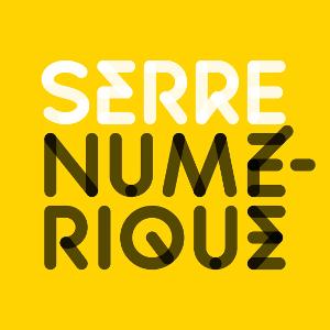 Serre Numérique Logo Couleur